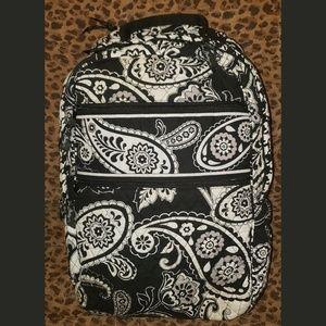 Vera Bradley Tech Backpack Midnight Paisley